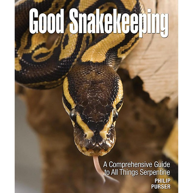 Good Snakekeeping Book, Reptiles | Frogs by TFH Publications