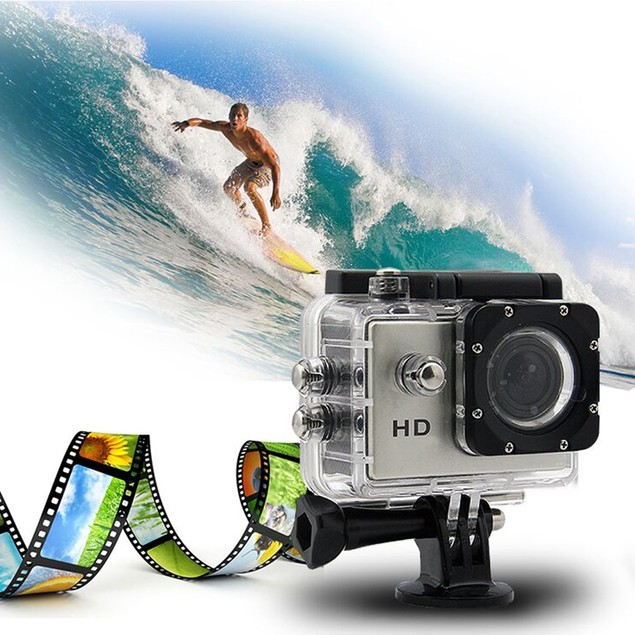 iPM Y6L HD 1080p Waterproof Sports Action Camera