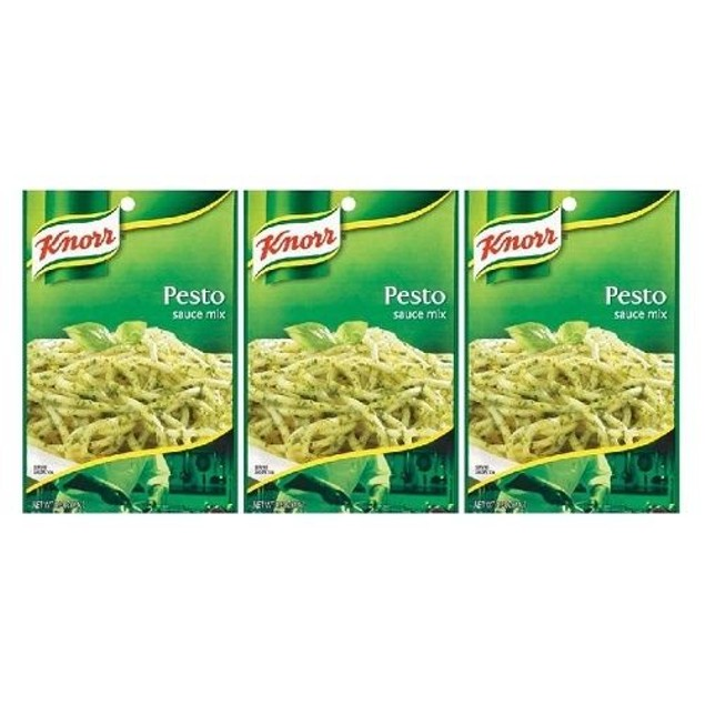 Knorr Pesto Sauce Mix 3 Packet Pack