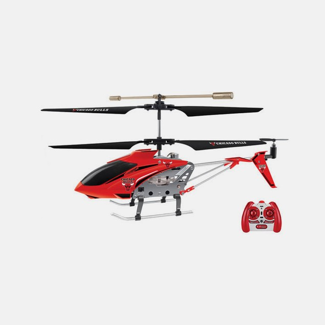 NBA Chicago Bulls Team RC Helicopter