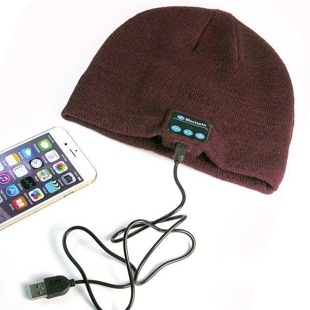 Unisex Bluetooth Beanie Hat
