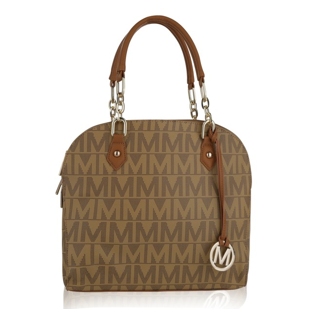 MKF Collection Jena M Signature Satchel by Mia K. Farrow