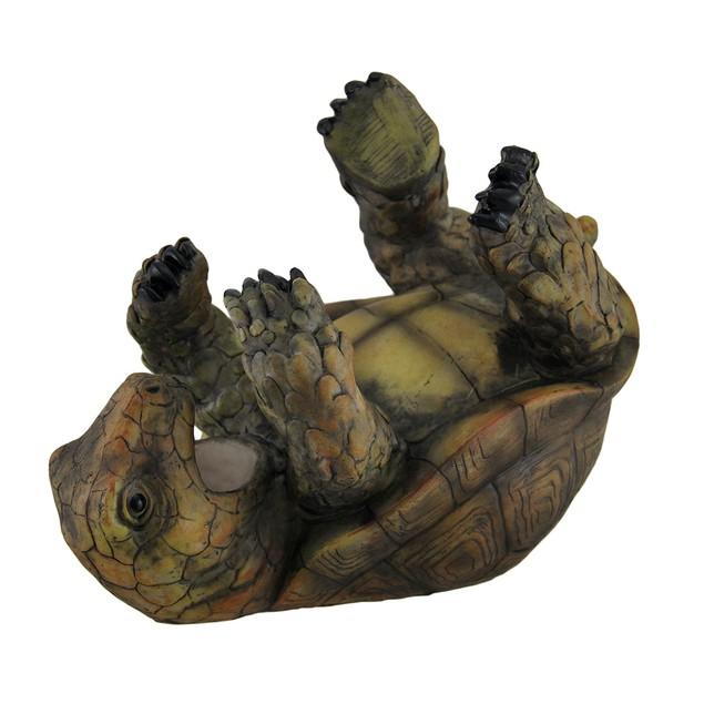 Tipsy Turtle Decorative Tabletop Single Bottle Wine Bottle Holders