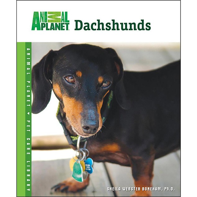 Animal Planet Dachshunds Book, Dachshund by TFH Publications