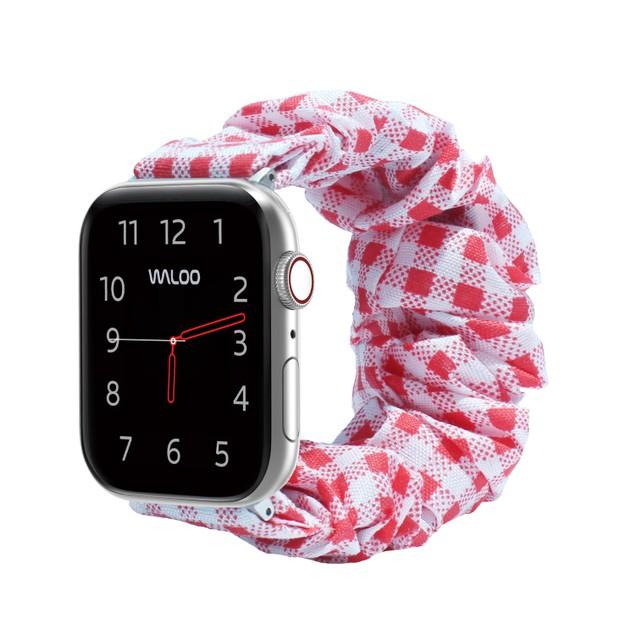 Waloo Elastic Scrunchie Band for Apple Watch Series 1–5