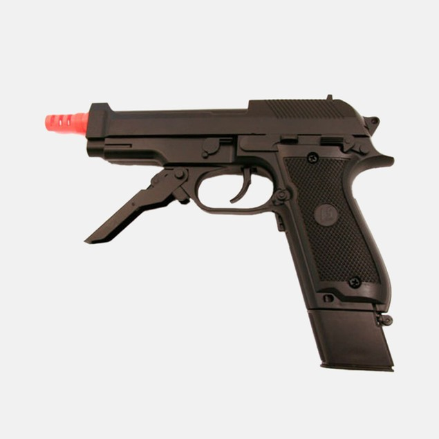Hop-Up Folding Handle Electric Airsoft Gun