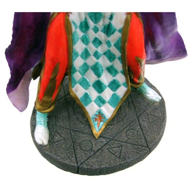 `Wizardess Of The East` Elemental Fantasy Figure Statues