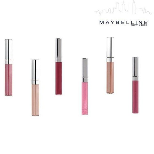 6-Pack Maybelline New York Color Sensational Lip Gloss, 0.23 Fluid Ounce