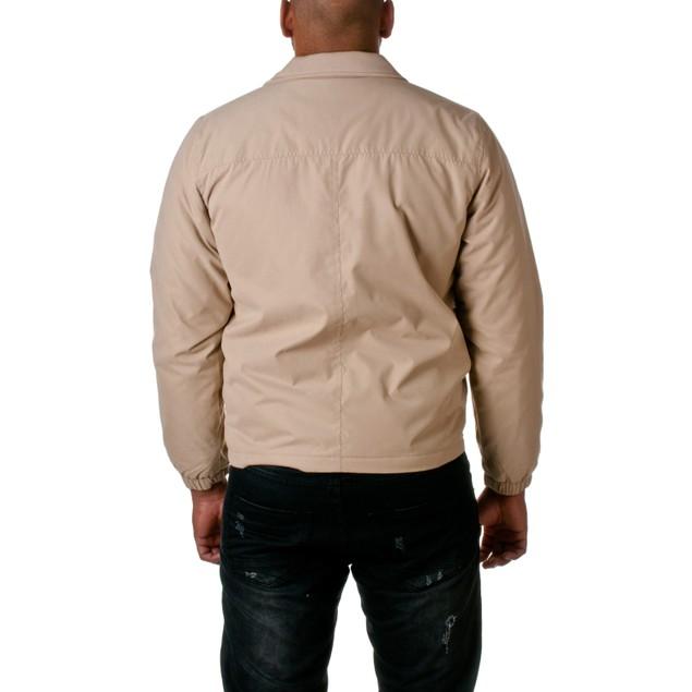 Joseph Abboud Men's Microsuede Jacket - Tanga