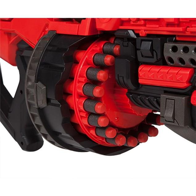 World Tech Warriors Prime Motorized Dart Blaster