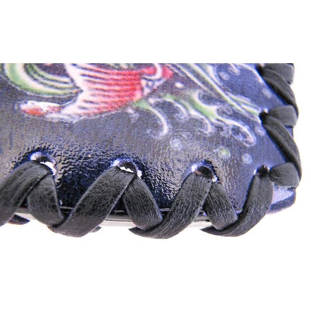 Tattoo Koi Fish Black Leather Belt Buckle Strength Mens Belt Buckles