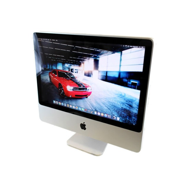 "Apple 24"" iMac MA877LLA (Core 2 Duo, 1GB RAM, 320GB HDD)"