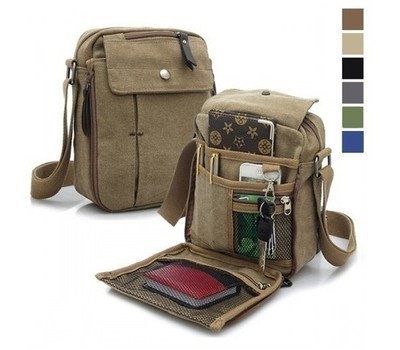 Multifunctional Canvas Bag - 9 Styles Was: $59.99 Now: $12.49.