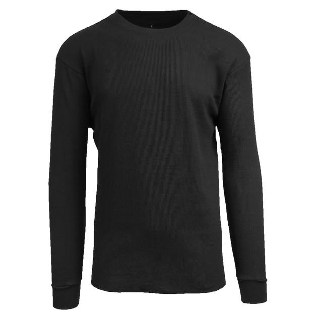 Men's Long Sleeve Thermal Shirts
