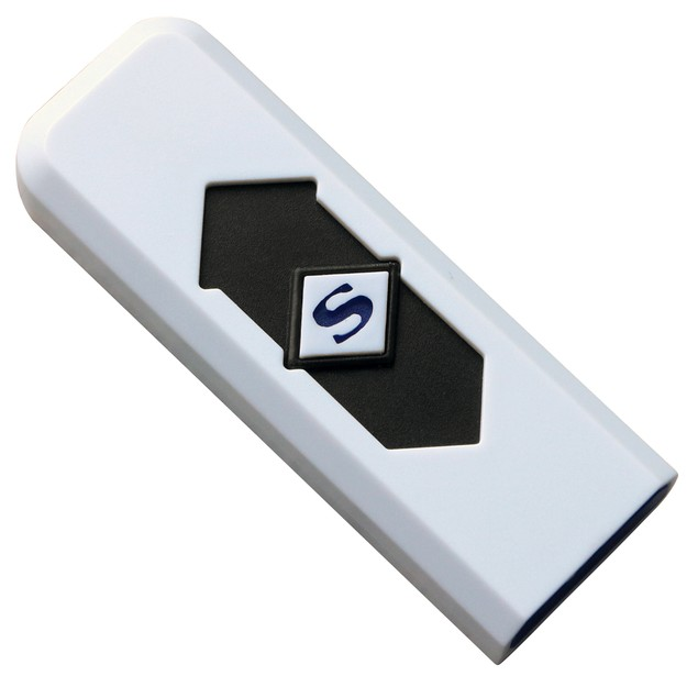 Electronic Rechargeable Cigarette Flameless USB Lighter