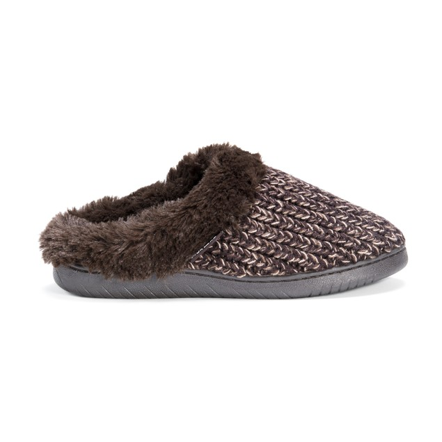 Women's Muk Luks Patterned Knit Clogs