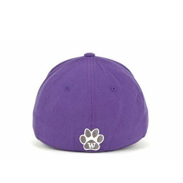"Washington Huskies NCAA TOW ""Big Ego"" Stretch Fitted Hat"