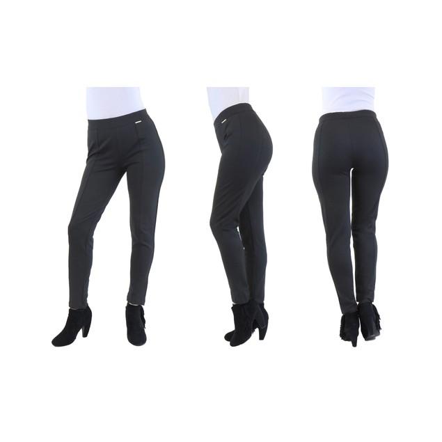Womens Ponte Stretch Fit Legging Pants