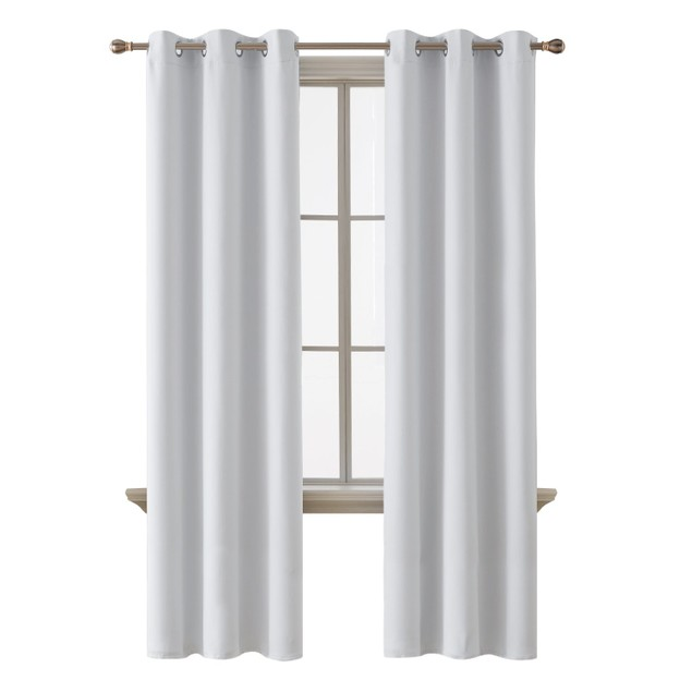 Chelsea Houston Thermal Blackout Curtains (2-Panels)