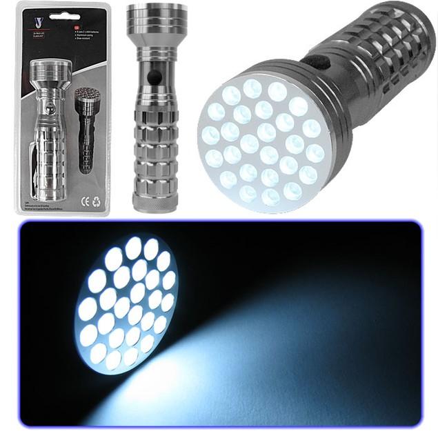 Whetstone 26 Bulb LED Flashlight Worklight