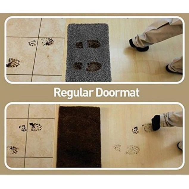 Absorbee Absorbent Magic Nonslip Doormat - Assorted Colors
