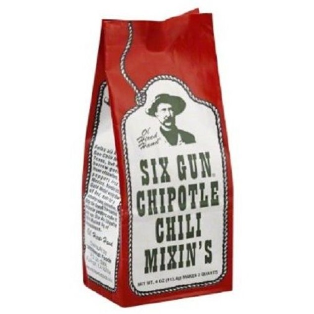 Ol Hired Hand Six Gun Chipotle Chili Mixin's
