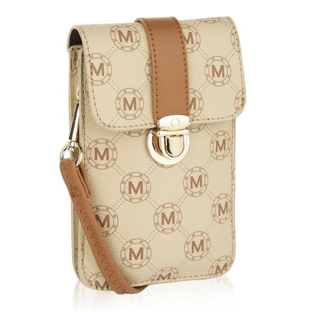 MKF Collection DVita M Signature Phone Wallet by Mia K