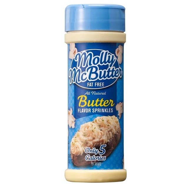 Molly McButter Fat Free Natural Butter Sprinkles