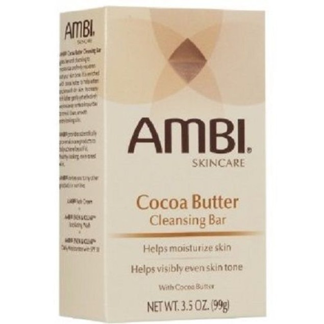 Ambi Skincare Cocoa Butter Cleansing Bar