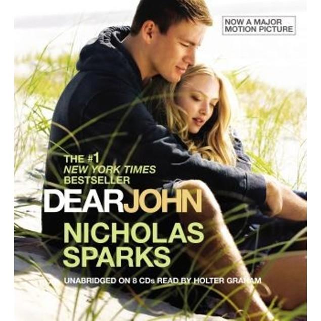 Dear John  (A Nicholas Sparks Audiobook)
