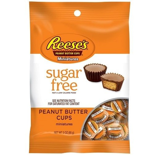 Reese's Sugar Free Peanut Butter Cups Minatures