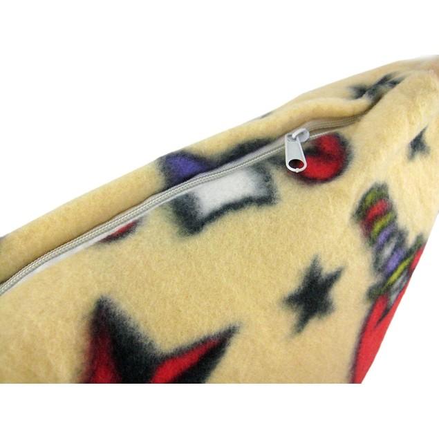 Tattoo Flash Print Fleece Decorative Throw Pillow Throw Pillows