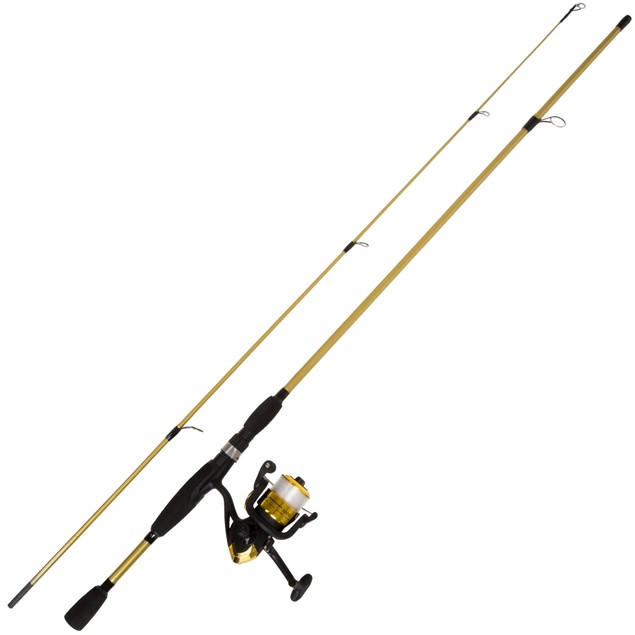 Wakeman Strike Series Spinning Rod and Reel Combo