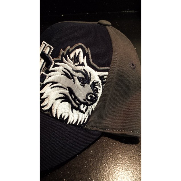 """Uconn Huskies NCAA TOW """"Audible"""" Youth Stretch Fitted Hat"""