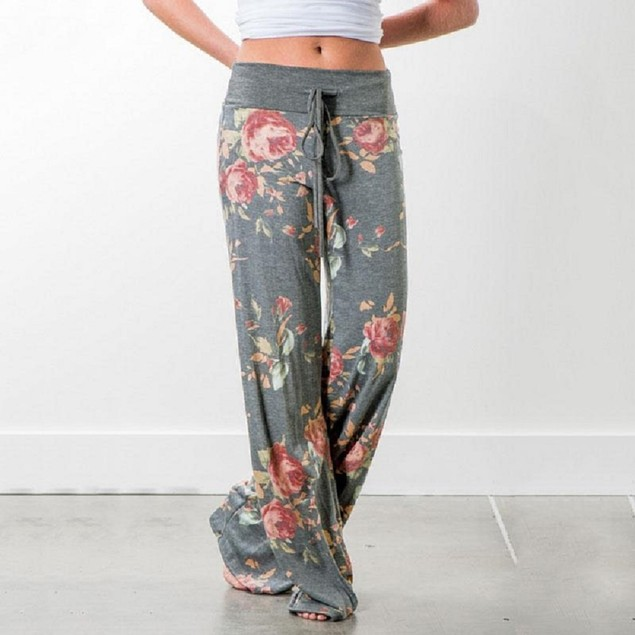 Floral Pants - Assorted Styles and Colors