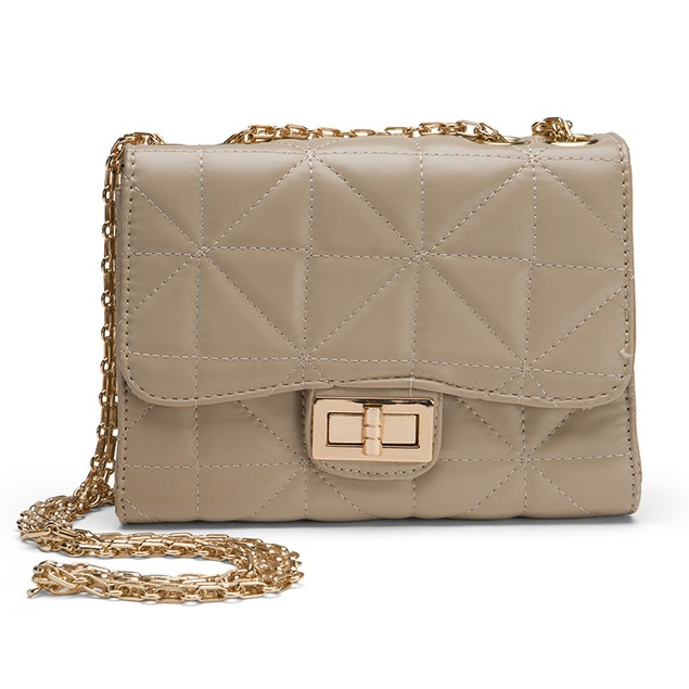 Olivia Miller The Brayton Quilted Crossbody Bag