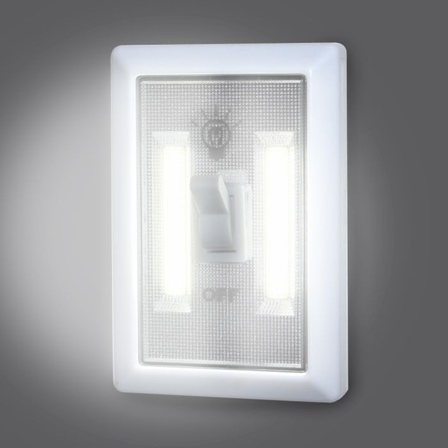 LED Portable Light Switch