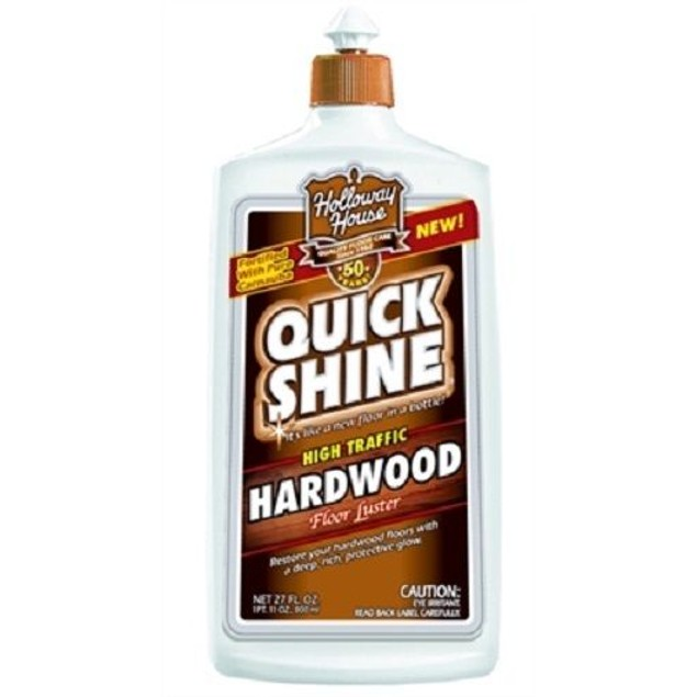 Holloway House Quick Shine High Traffic Hardwood Floor Luster