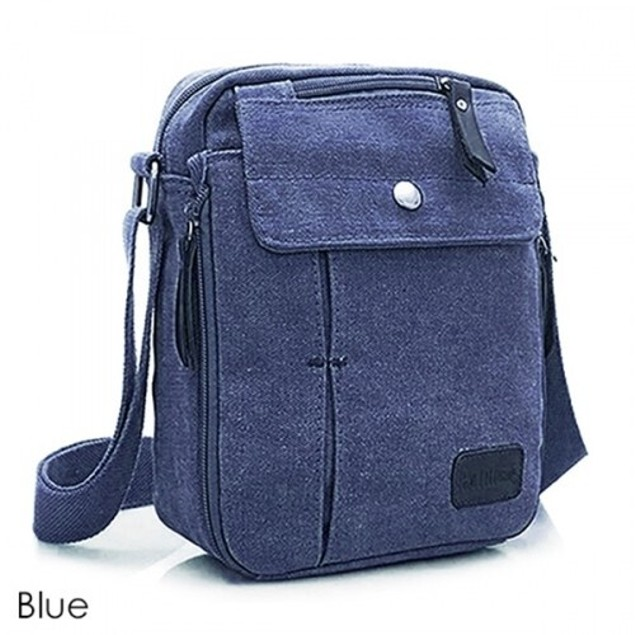 Multifunctional Canvas Bag - 9 Styles