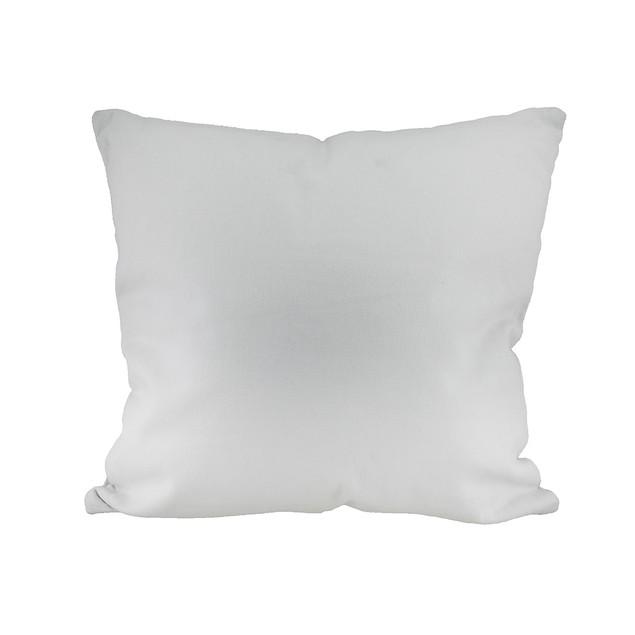 18 In. Black Raven Face Decorative Throw Pillow Throw Pillows