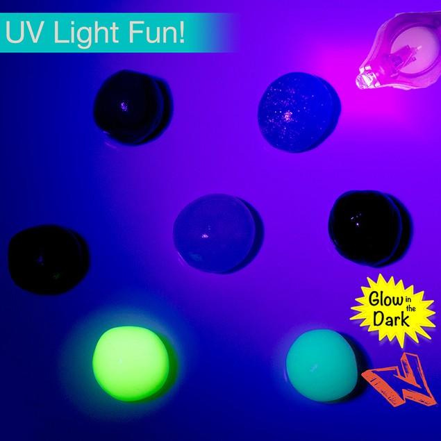 Space Putty DIY Lab Kit w/ Free UV Keychain