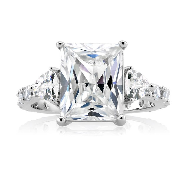 4cttw Cubic Zirconia Fashion Ring