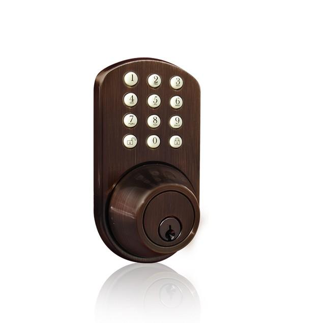 MiLocks Keyless Entry Keypad Deadbolt Door Lock