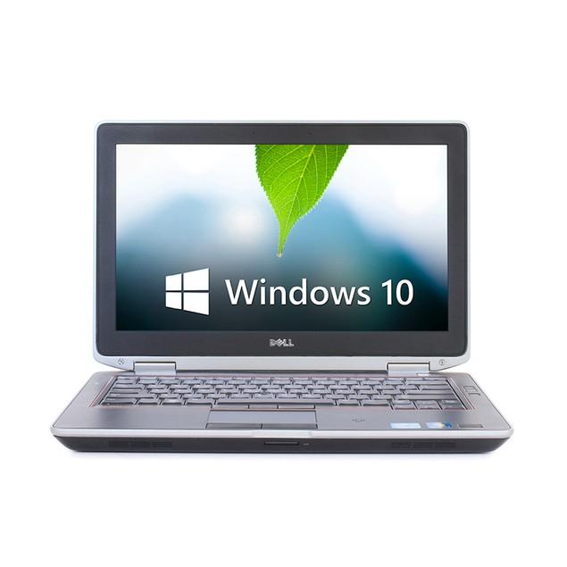 """Dell 13.3"""" Latitude E6320, Intel Core i5, 4GB RAM, 250GB HDD, Windows 10"""