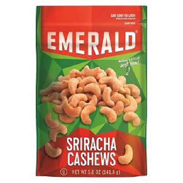 Emerald Nuts Sriracha Cashews
