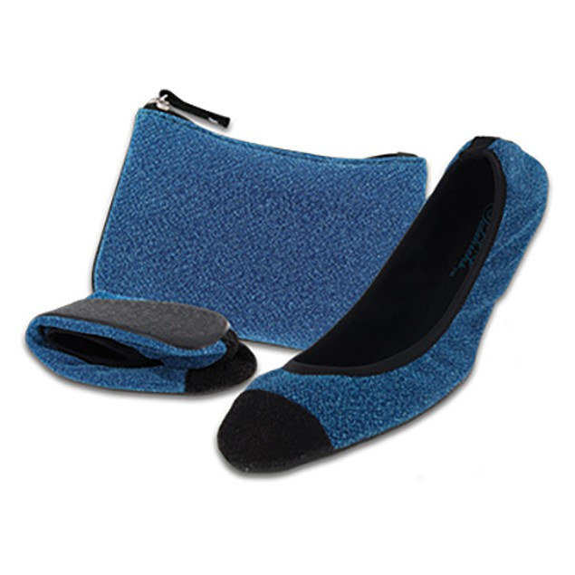 Energy Series Glitter Sidekicks Foldable Shoes