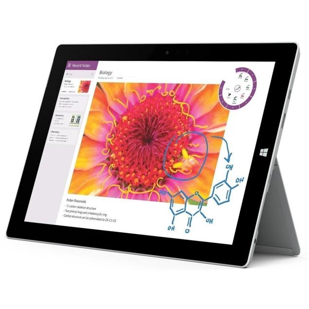 "Microsoft 10.8"" Surface 3 Unlocked 4G Tablet (64GB, Intel 2.4 GHz, Win10)"