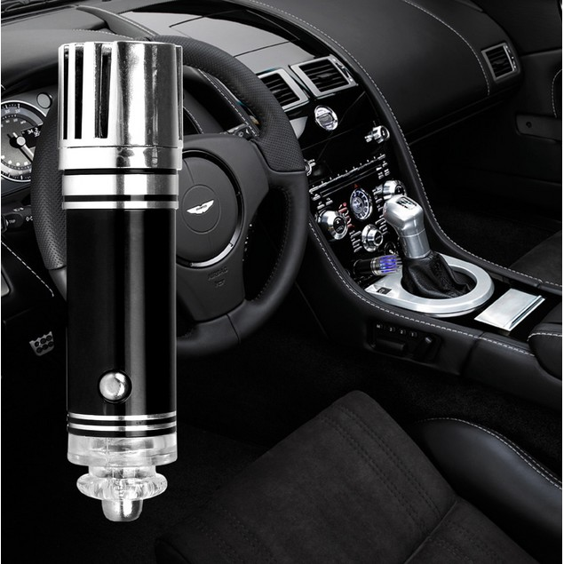 Car Air Purifier Ionizer
