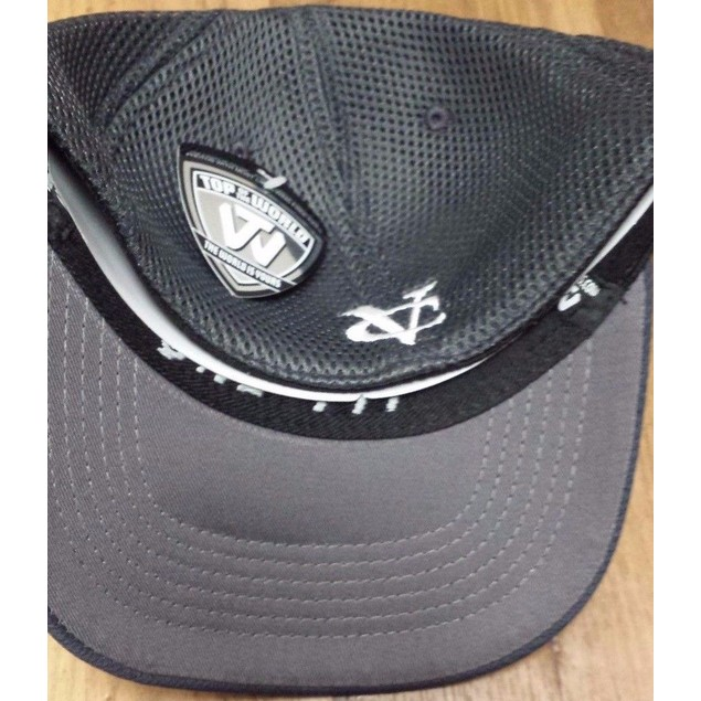 """VCU Rams NCAA TOW """"Fairway"""" Stretch Fitted Hat New"""