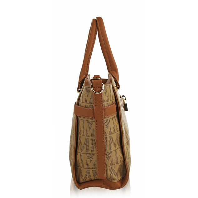 MKF Collection Estelle M Signature Tote Bag by Mia K.